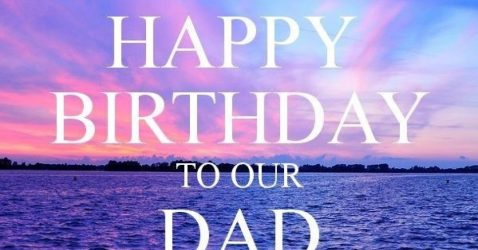 Birthday Wishes For Father In Heaven