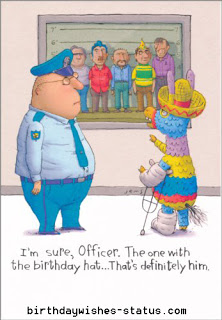 Birthday Wishes For Police Officer